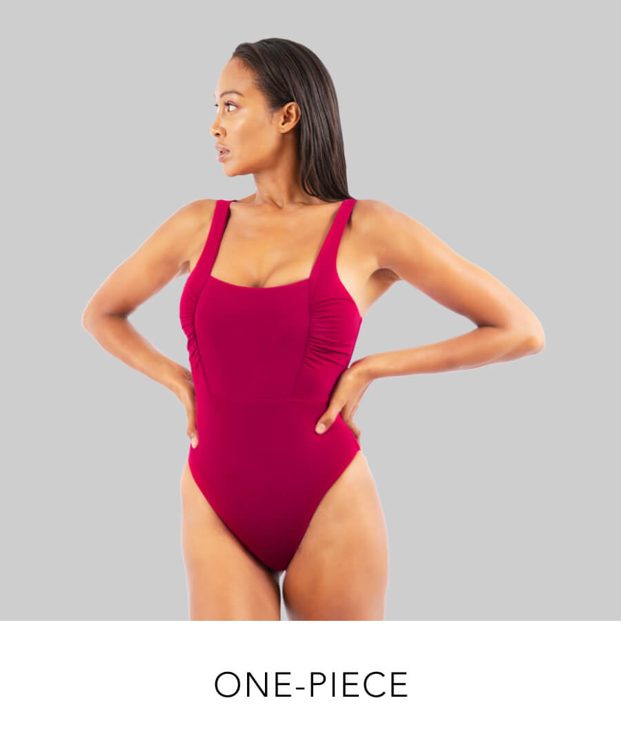 1 People Swimwear One Piece Collection