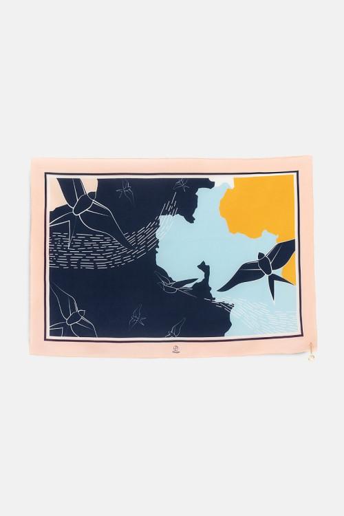 Amelia Earhart - Twilly Scarf
