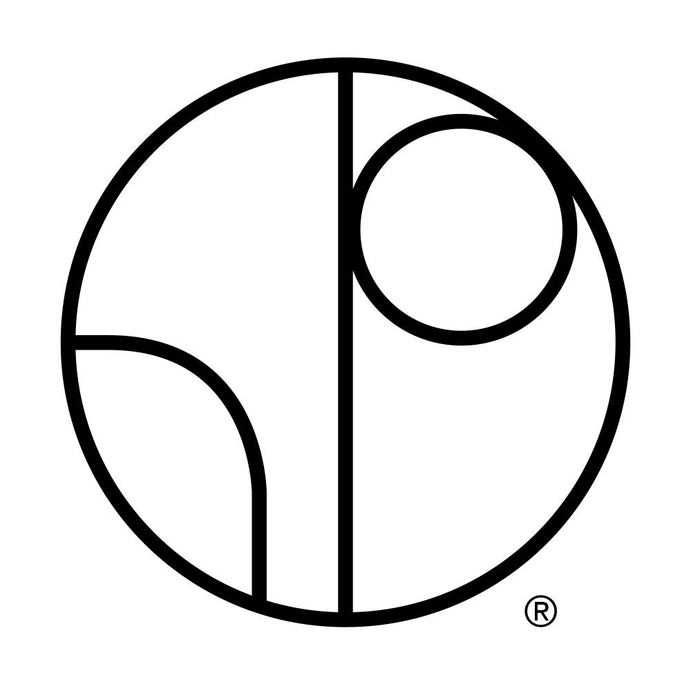 Portland PDX - Crop Top - Sapphire