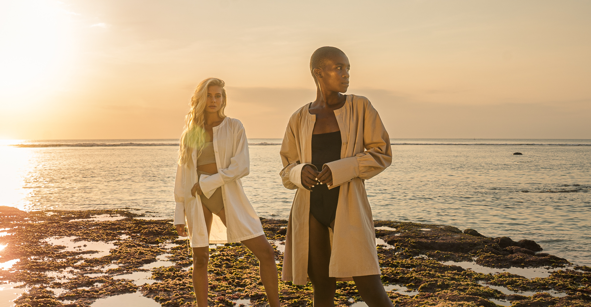 A Momentary Escape - Resortwear Collection by 1 People
