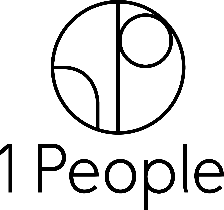 Logo of 1 People - Danish Sustainable Luxury Fashion Brand