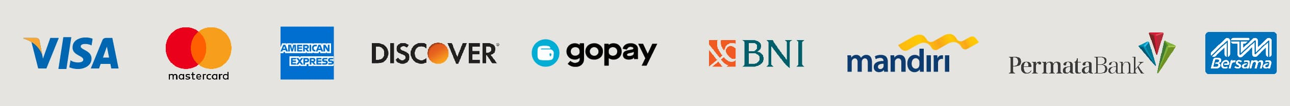 1 People's Acceptable Payment Method